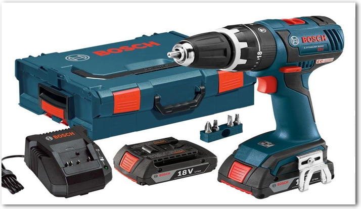 Why Choose a Bosch Cordless Drill?