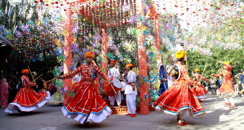 10 Most popular fairs and festivals in Rajasthan