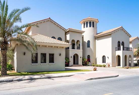 VARIOUS TYPES OF VILLAS IN DUBAI FOR SALE