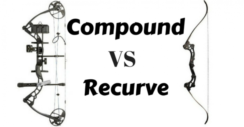 Recurve vs Compound