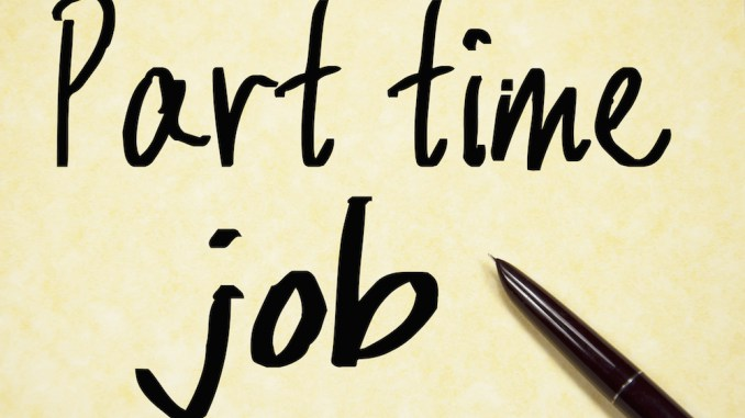 6 Benefits Of Doing Part Time Jobs And Most Popular Job Areas